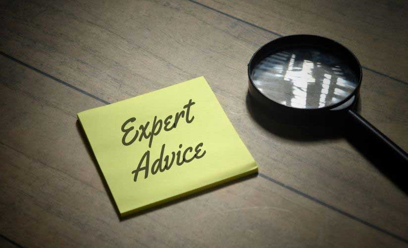 expert advice on investment
