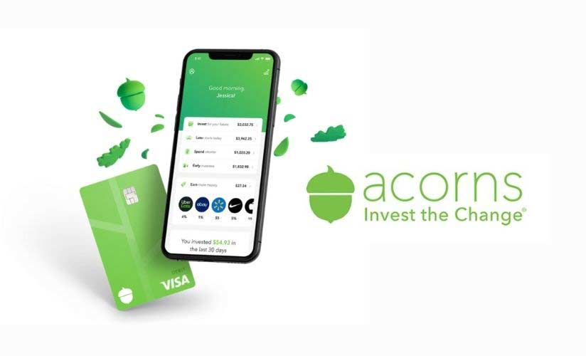 acorns spare change review full